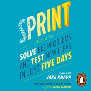 SPrint by Jake Knapp book cover